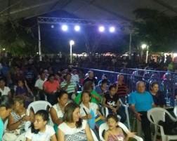 Miles de Feligreses han llegado al distrito de Atalaya