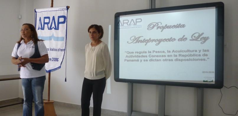ARAP inició consulta de la propuesta de ley general de pesca y acuicultura